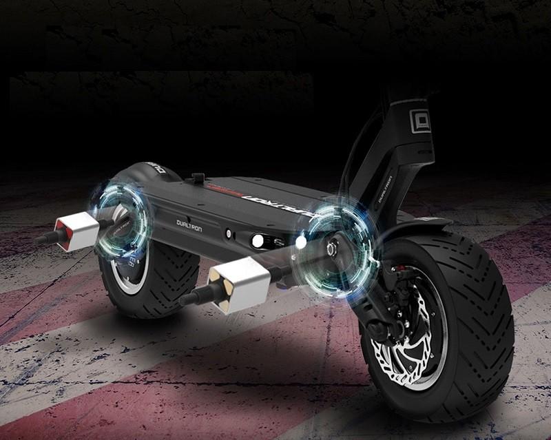 dualtron thunder suspensions