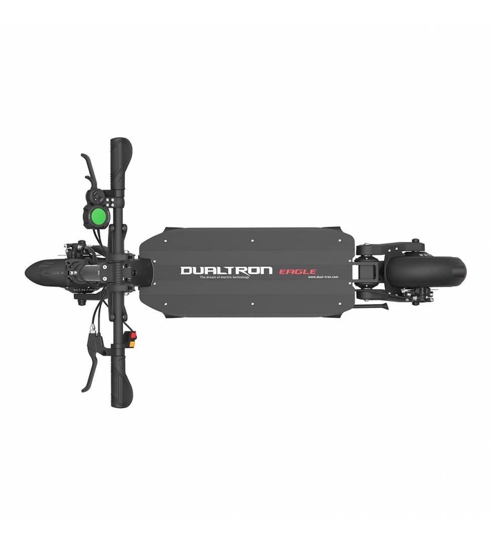 patinete electrico dualtron eagle pro profilo completo
