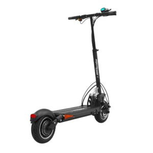 speedway electric scooter back