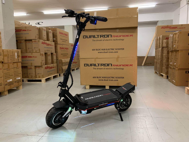 Dualtron Storm Trottinette Electric Scooter 11