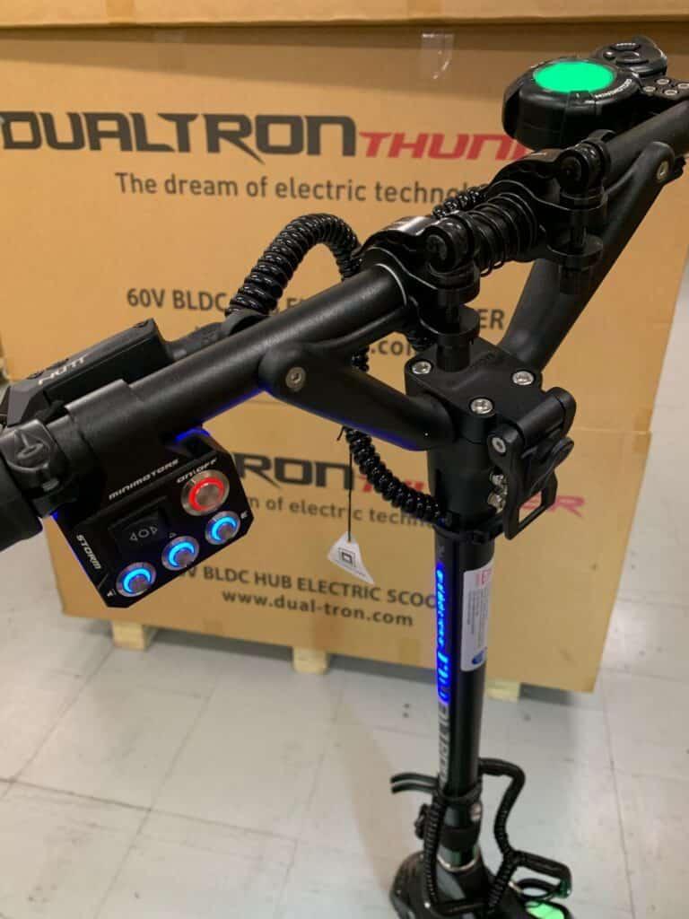 Trottinette électrique Dualtron Storm 17