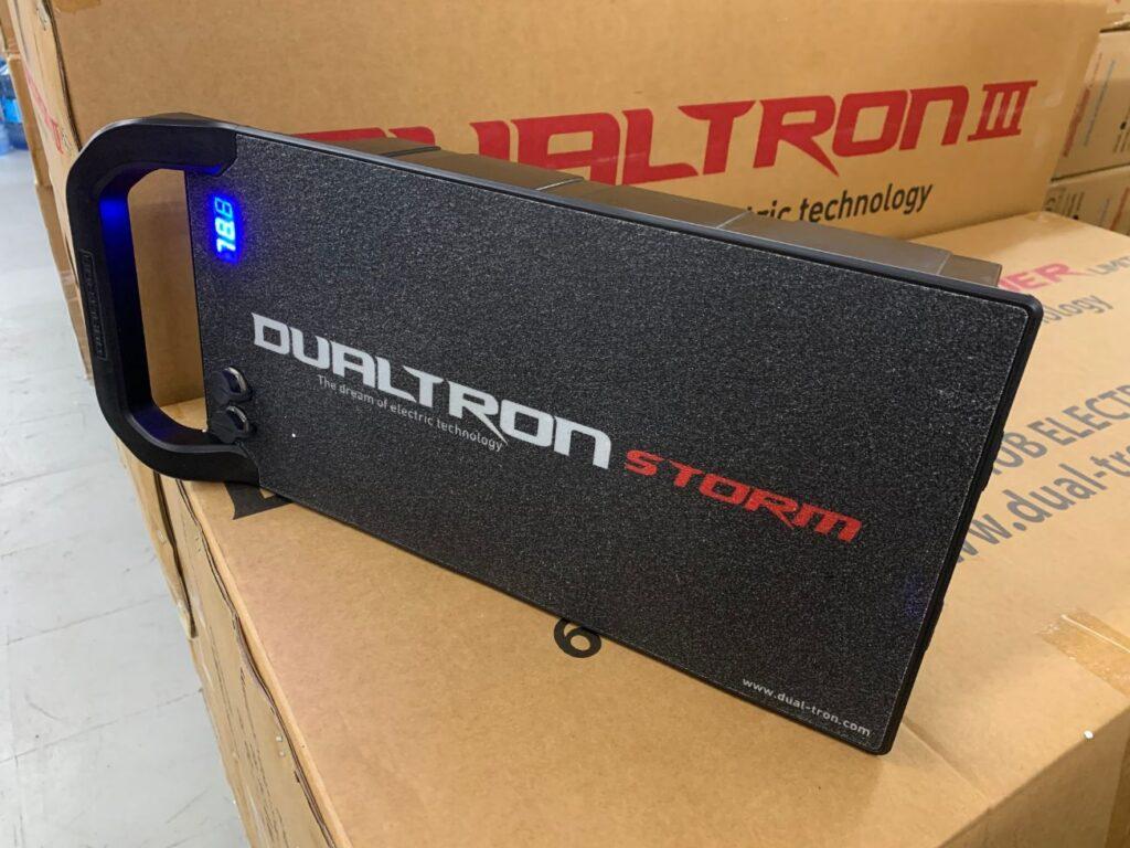 Dualtron Storm Trottinette Electric Scooter 27