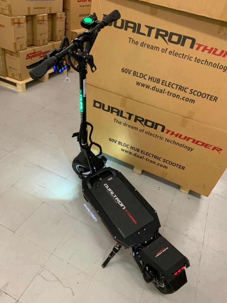 Dualtron Storm Trottinette Electric Scooter 34