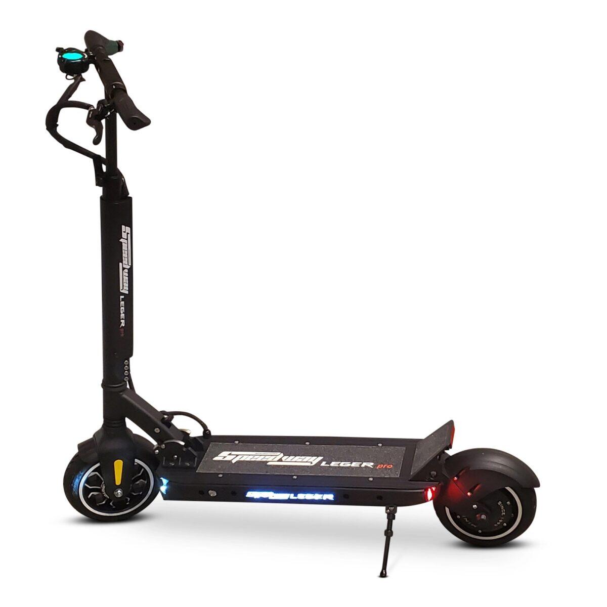scooter électrique speedway leger pro