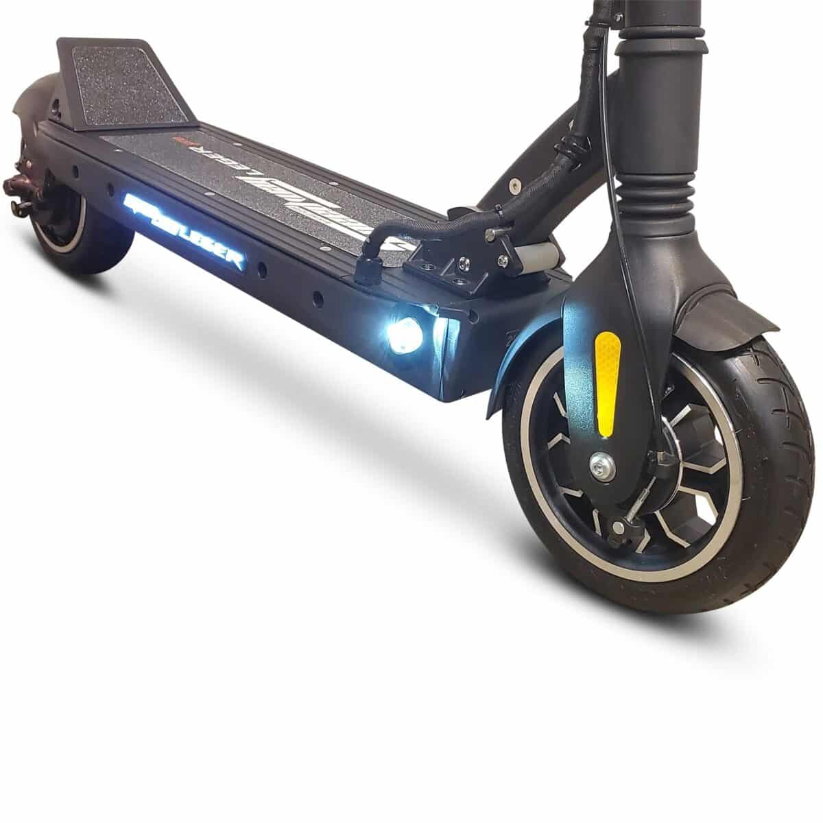 speedway leger pro electric scooter front
