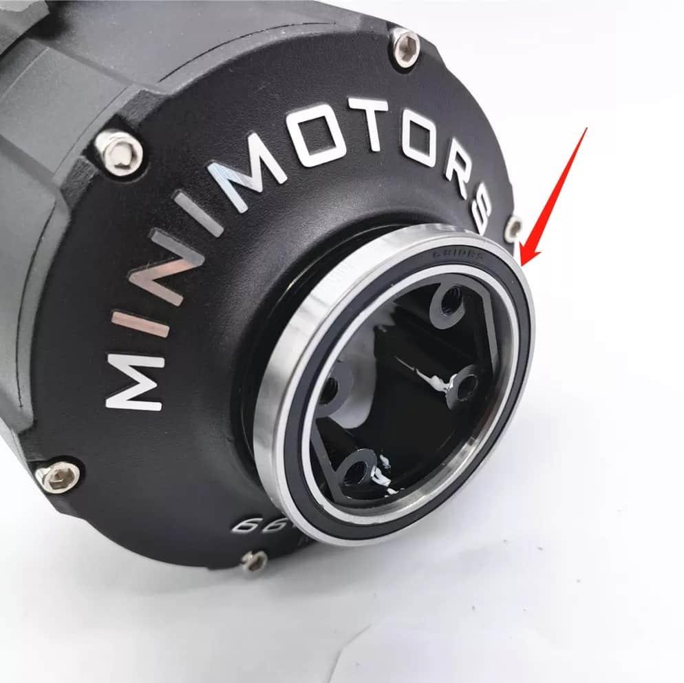Rodamiento del motor DUALRON STORM