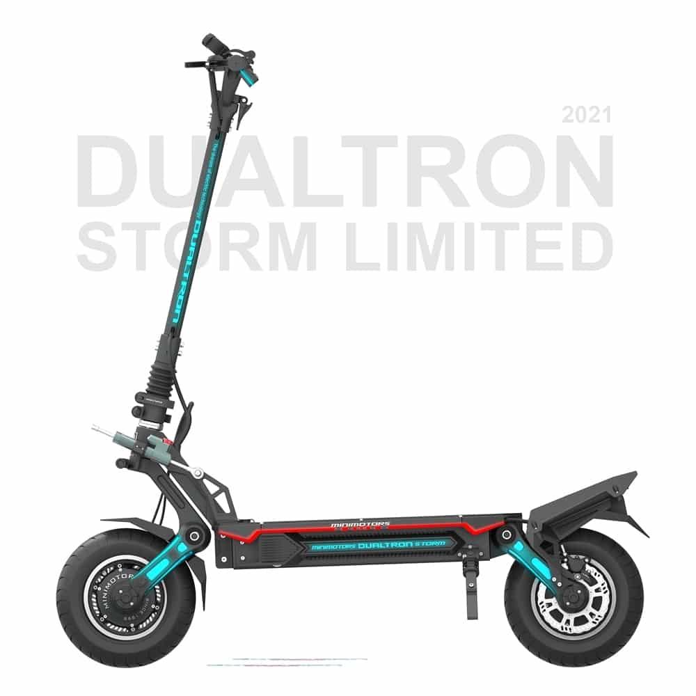 Dualtron Storm Limited fullside